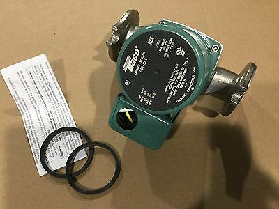 Brand New Taco 007-Sf5 Stainless Steel Circulator Pump 1/25 Hp