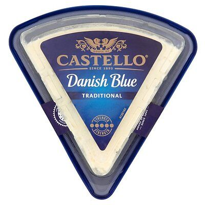 Castello Tradicional Danish Blue mould CHEESE // Smooth and creamy texture