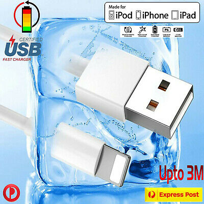 Sync data usb charger cable cord for iPhone x 5s 5 6S 6 7 plus 1m 2m 3m cable