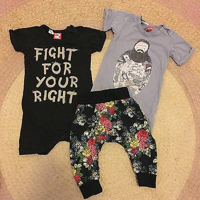 Rock Your Baby Size 00 3-6m Clothing Bundle