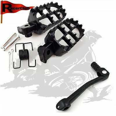 Footpeg Gear Shifter For 50-125cc Chinese Pit Dirt Bike SSR Thumpstar Stomp YCF