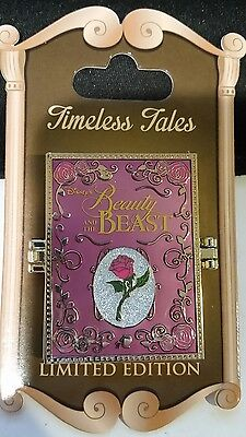 Disneyland Park Belle Beauty and the Beast Timeless Tales Disney LE Pin