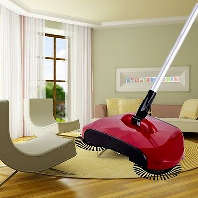 360 Rotary Home Use Magic Manual Telescopic Floor Dust Sweeper as seen on TV