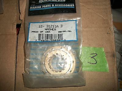 NOS Mercruiser Alpha/Bravo I Splined Prop Washer P/N 12-31211A3