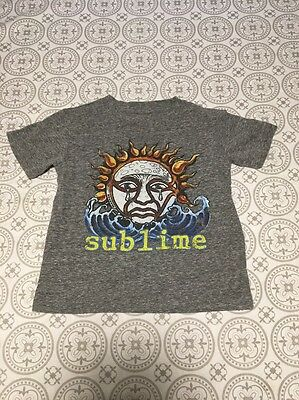 Live Nation Merchandise Boys Size 18 Months Sublime T-shirt