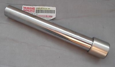 New Genuine Yamaha CW50 BW's B-Wizz LH Left Front Fork Chrome Tube 4SB-F3124-00