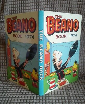 Beano annual 1974 - Near Mint Condition (BD88)