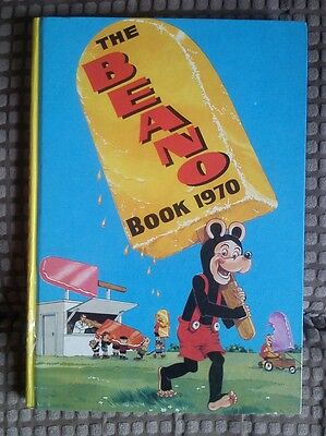 Beano Annual 1970 - Very Good Condition (BT33)