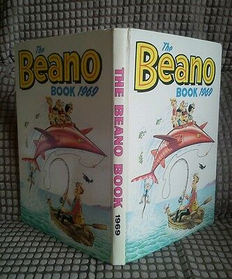 Beano Annual 1969 - Very Good Condition (BM28)