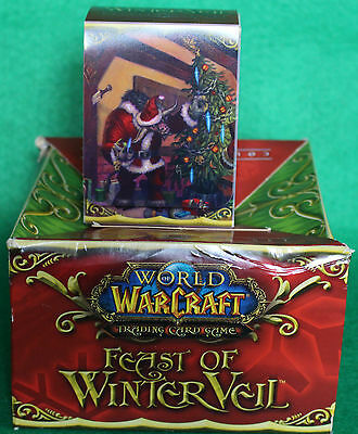 World Of Warcraft Trading Card Game Feast Of WinterVeil