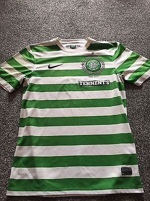 Celtic Home Shirt 2012/13 125 Year Anniversary Small Rare