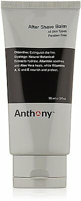 After Shave Balm, Anthony, 3 oz