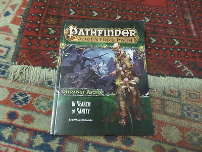 Pathfinder In Search of Sanity by F. Wesley Schneider (2016, Paperback)