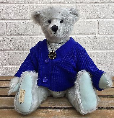 Large Deans Rag Book -Terry- Collectors Ltd Ed' Jointed Mohair Teddy Bear & Coa