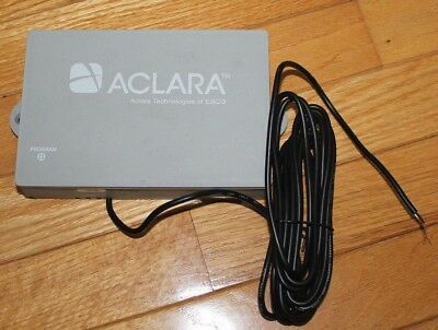 New Aclara Star Network 3300 MTU 2-Way Neptune Encoder Single Input
