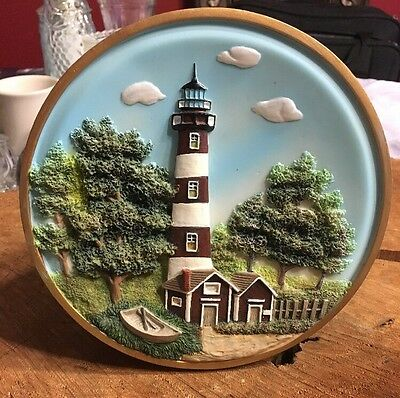 Lighthouse Collectible..Thomas Kinkade, Lighthouse Lamp