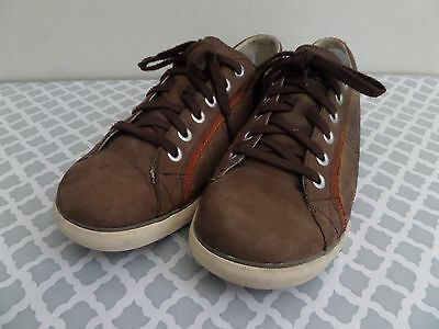 KEEN arcata Men's brown leather lace up shoes size 10.5