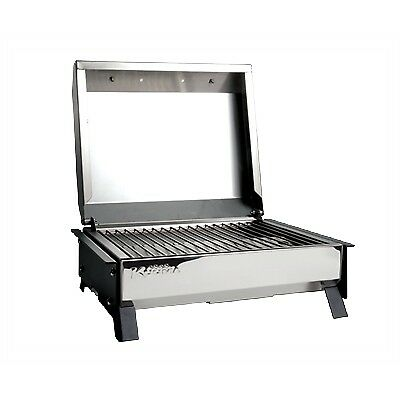 Kuuma Profile Cubed 150 Barbecue Gas Grill 58162 Stainless Steel