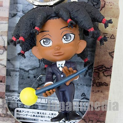 RARE! Hunter x Hunter Canary Butler Mini Figure Key Holder Chain JAPAN ANIME