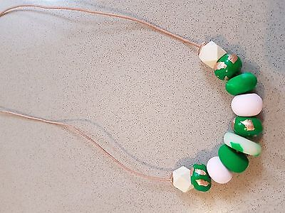 Polymer creative necklaces - See my creations