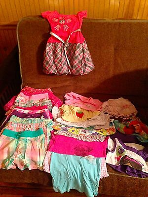 Lot of Size 4T 4/5 Girls Spring/Summer Clothes