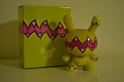 """Kidrobot Dunny 8"""" Mist Green Perfect Condition"""