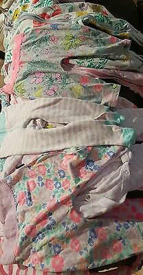 bonds 00 3-6 months bulk zippies wondersuits tights clothes zip all in ones girl