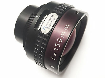 Rodenstock 150mm f5.6 Rodagon MC Enlarging Lens FLAWLESS GLASS!