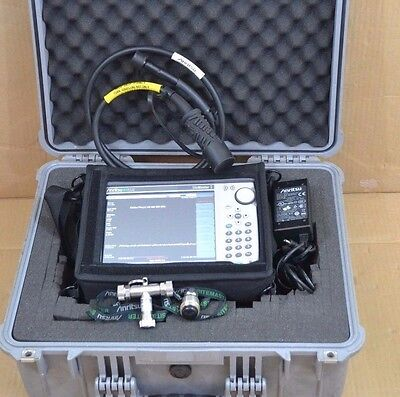 Anritsu Site Master S332E Cable / Antenna & Spectrum Analyzer w/ Opt 419 PIM