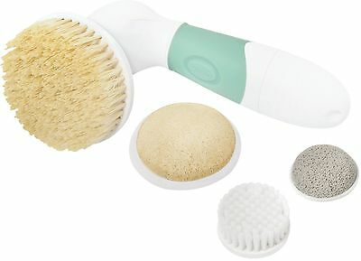 Elle Macpherson Wet & Dry Rotating Face and Body Electric Exfoliating Brush
