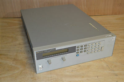 HP Agilent 6675A System DC Power Supply Programmable 120V 18A
