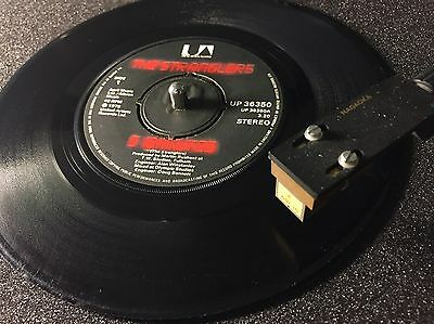 """The Stranglers - 5 Minutes / Rok It To The Moon - 7"""" Single - UA - EX-"""