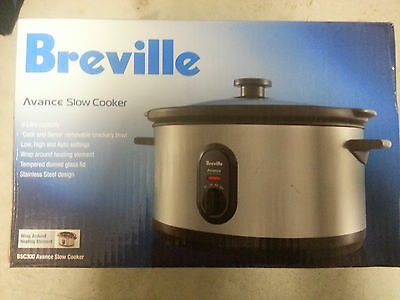 Breville Avance Slow Cooker - New In Box
