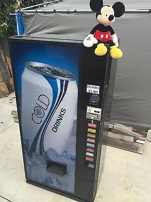 COLD DRINK -COKE- SODA CAN-VENDING MACHINE-DN368 vendors-COKE-PEPSI