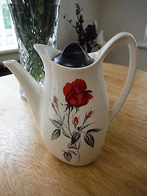 Midwinter Stylecraft Carmen Rose Coffee Pot