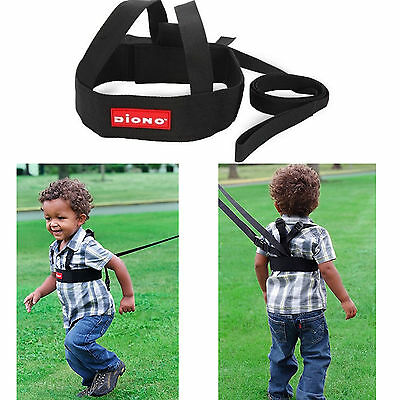 Child Harness Safety Leash Walking Baby Toddler Sure Steps 4 inches Straps Belt