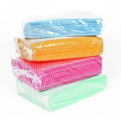 100/200 All Purpose Hygienic Cleaning Cloths Large Kitchen J Type Cloth Catering