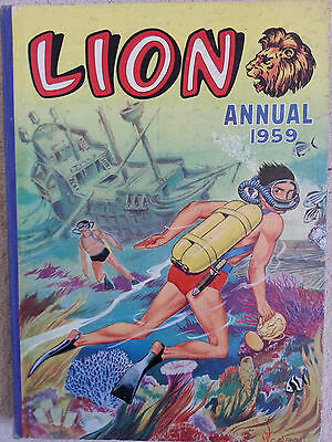 Lion Annual 1959 Unclipped