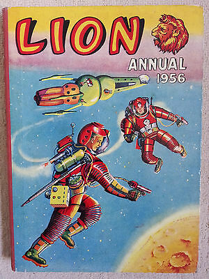 Lion Annual 1956 Unclipped