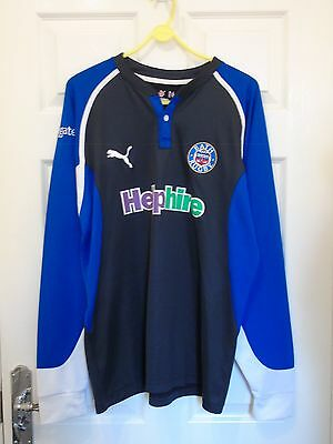 Bath   Home  Rugby  Shirt      In  Size  Adult  Large