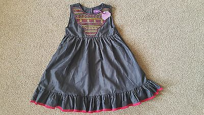 BNWT Designer girls dress Age 4-5 years next day post