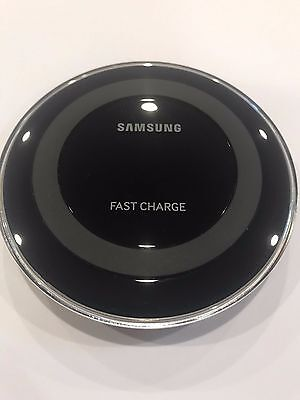 New OEM Samsung Galaxy Qi Fast Charge Wireless Charging Pad Note 5 S6 S7 Edge