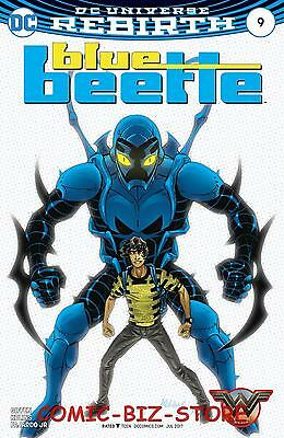 Blue Beetle #9 (2017) 1St Printing Bagged & Boarded Dc Universe Rebirth