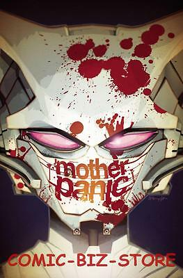 Mother Panic #7 (2017) 1St Printing Dc Young Animal Variant Cover