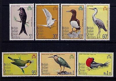 British Indian Territory Stamps Birds SC # 63//74 Selection MH/MLH