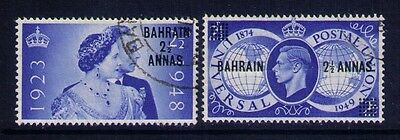 Bahrain Stamps SC # 62;68  Used