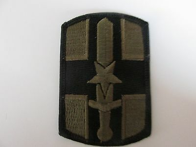 USED US Army 807th Medical Brigade Embroidered on OCP Sew On Military Patch