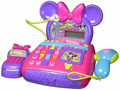 IMC Toys 181700 - Minnie Electronic Cash Register with Accessories
