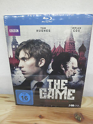 THE GAME  Die komplette Serie  BBC   2 Blu-ray  wie neu!