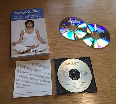 Hypnobirthing Breakthrough Approach To Safer,Easier & Comfortable Birthing &CD